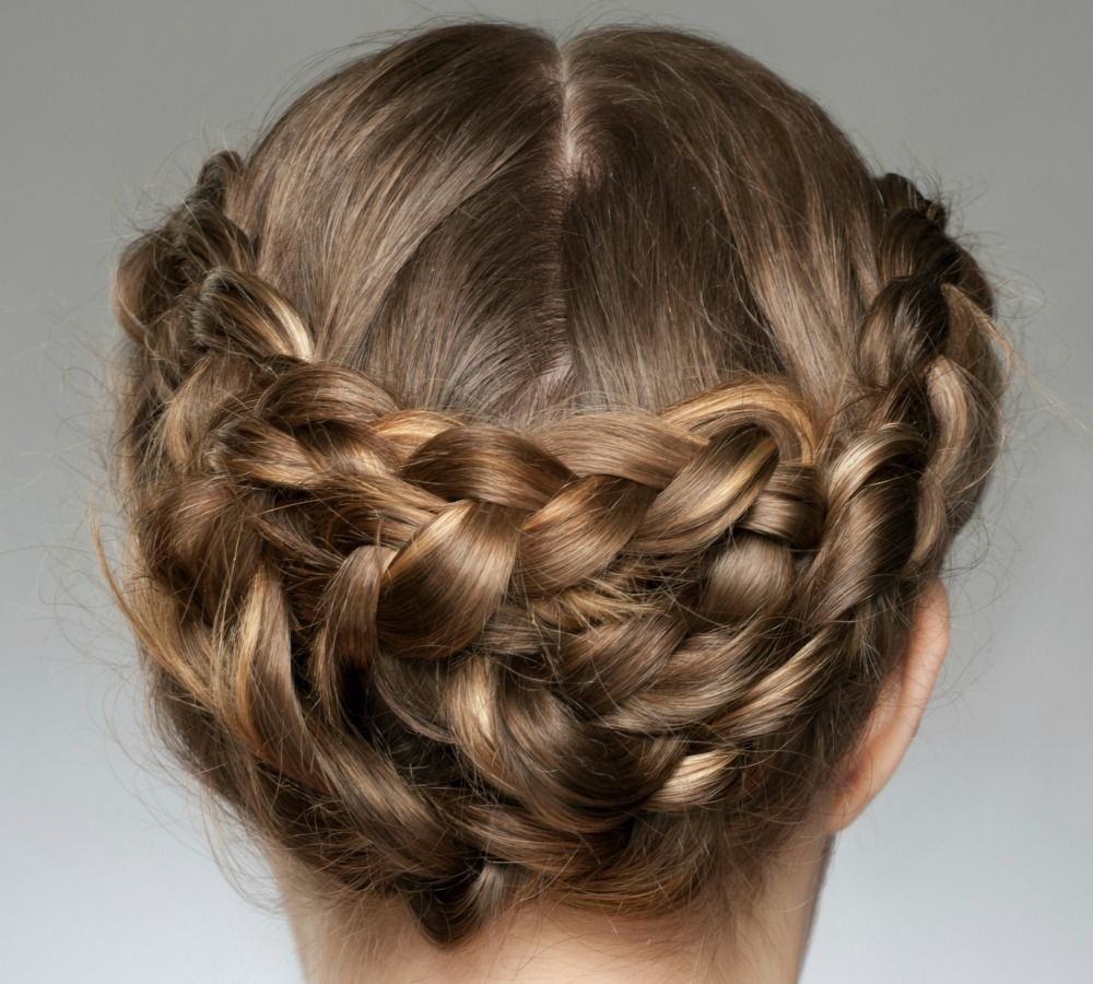 5 Ideas Muy Actuales De Recogidos Sencillos Hair Pinterest - Recogidos-actuales