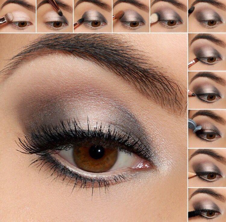 Eye makeup Natural eye makeup tutorial