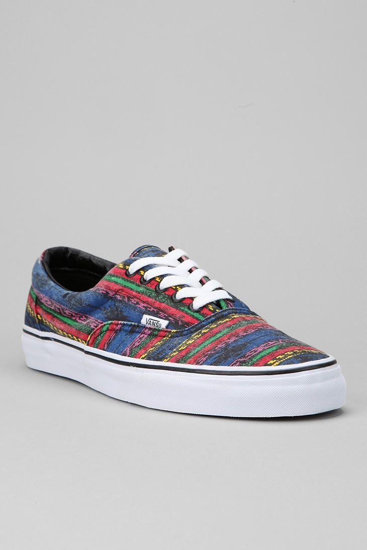 128bb236c49d50 Vans Van Doren Era Striped Sneaker