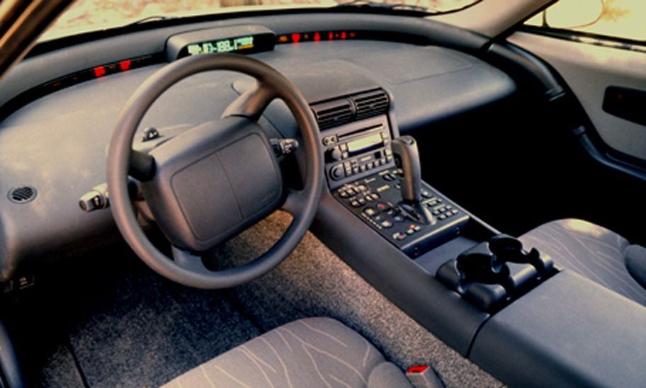 1996 gm ev1 how did this not get made it is so awesome | General ...