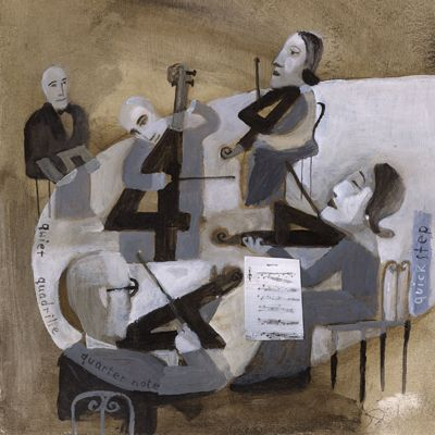 "Quartet from ""M is for Music"""