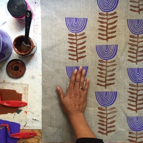 Blog #fabricstamping