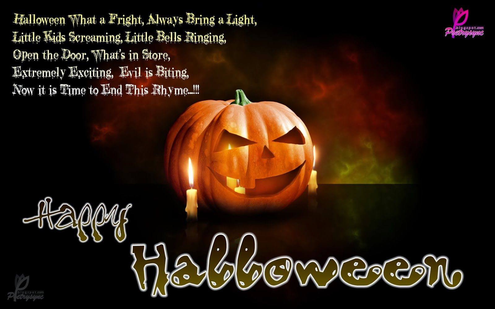 Charmant Happy Halloween Wishes For Friends Images Wallpapers