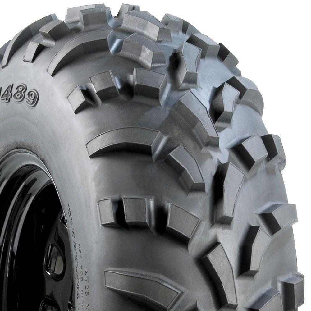 Carlisle 489 A//T Tire Size 25x11-10 Set of 2 Tires ATV UTV CLOSEOUT!!!