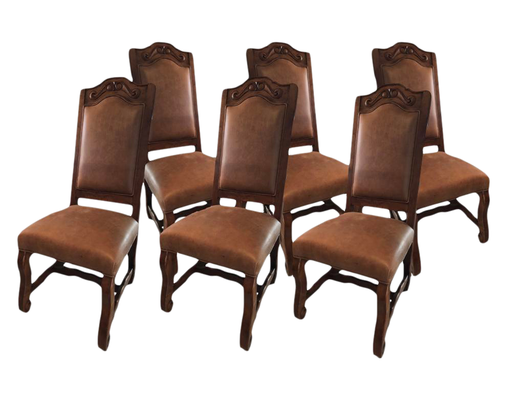 36+ Dining chairs set of 6 leather Best Choice