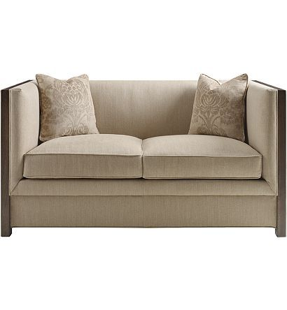 Wellesley Settee From The David Phoenix Collection By Hickory