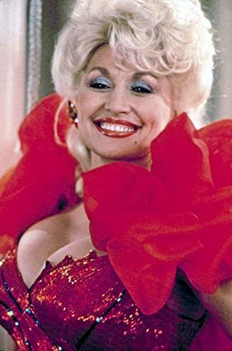 Dolly Parton in The Best Little Whorehouse in Texas (1982)