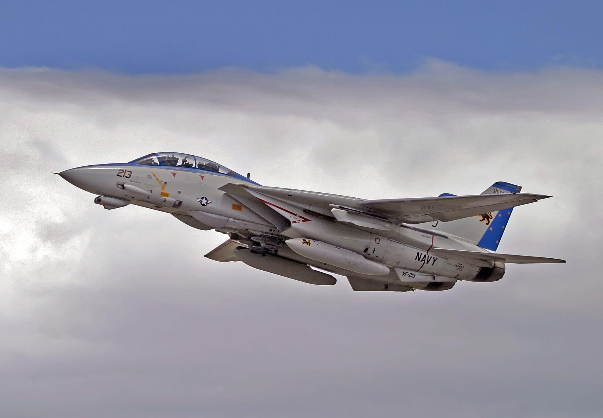 Final Fallon Tomcat Det F14D Tomcat near Naval Air