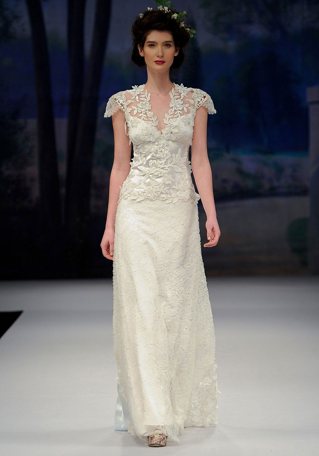 Claire pettibone couture bridal l wedding dresses bridal gowns