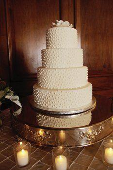 Wedding Cake Without Fondant Icing
