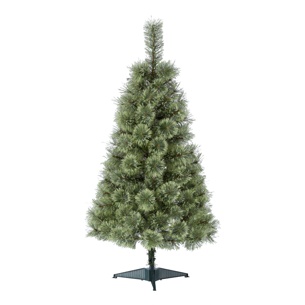 Holiday Time Prelit Conical Christmas Tree 4 Ft Green Walmart Com Pre Lit Christmas Tree Christmas Tree Cashmere Christmas Tree