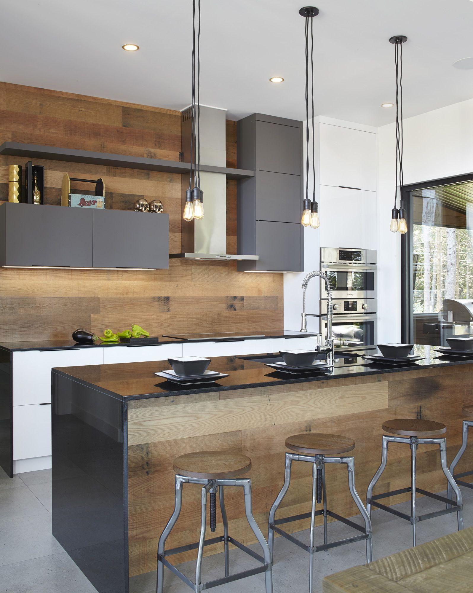 J Aime Le Dosseret Www Armoiressimar Refacing Kitchen Cabinets Refinishing Cabinets Kitchen Design