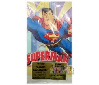 Superman Vintage Table Cover (1ct)