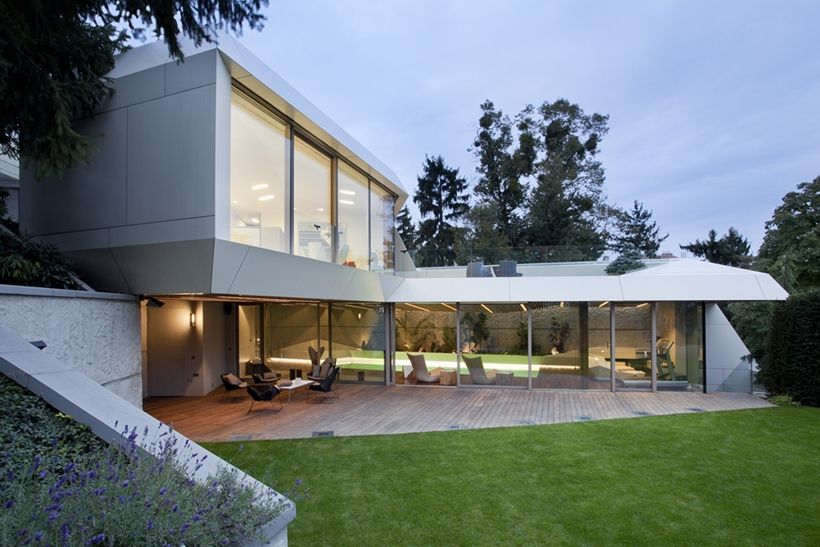 famous modern architecture house. Delighful Architecture Very Famous Modern Architecture To House C