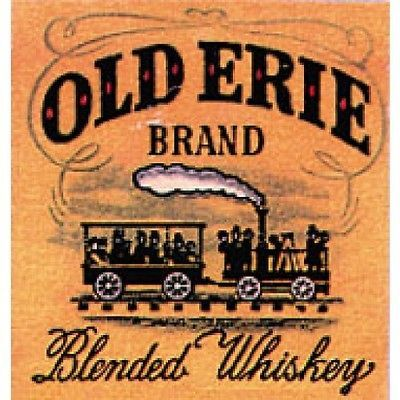 Dollhouse Miniature Blended Whiskey Sign #MUL4680H