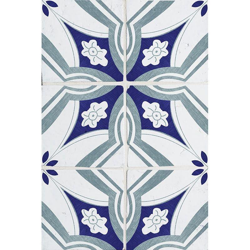 Antigua 3 Square 1 2 Glazed Ceramic Tiles 6x6 Antique Tiles Terracotta Tiles Glazed Ceramic Tile