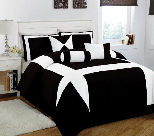 Best Black And White Bedding Sets Elegant Decor And Style 400 x 300