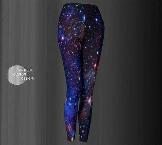 9b157426eb436 Celestial Galaxy LEGGINGS Womens Yoga Leggings Yoga Pants Sparkly Leggings  For Women Cosmic Leggings Space Leggings Blackmilk Leggings in 2019 | BEST  ...