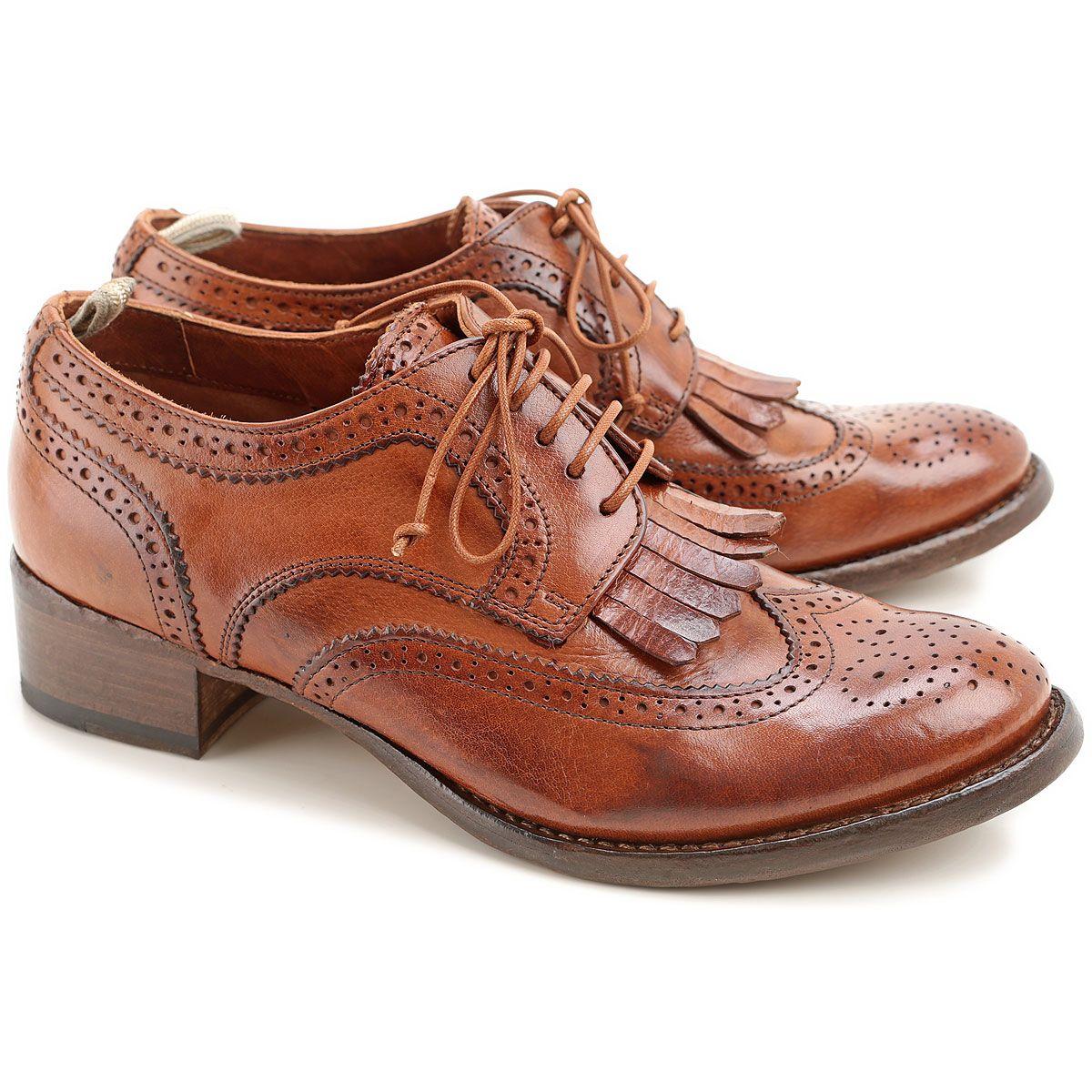 Ateliers Chaussures En Cuir À Lacets 4kpPq0V