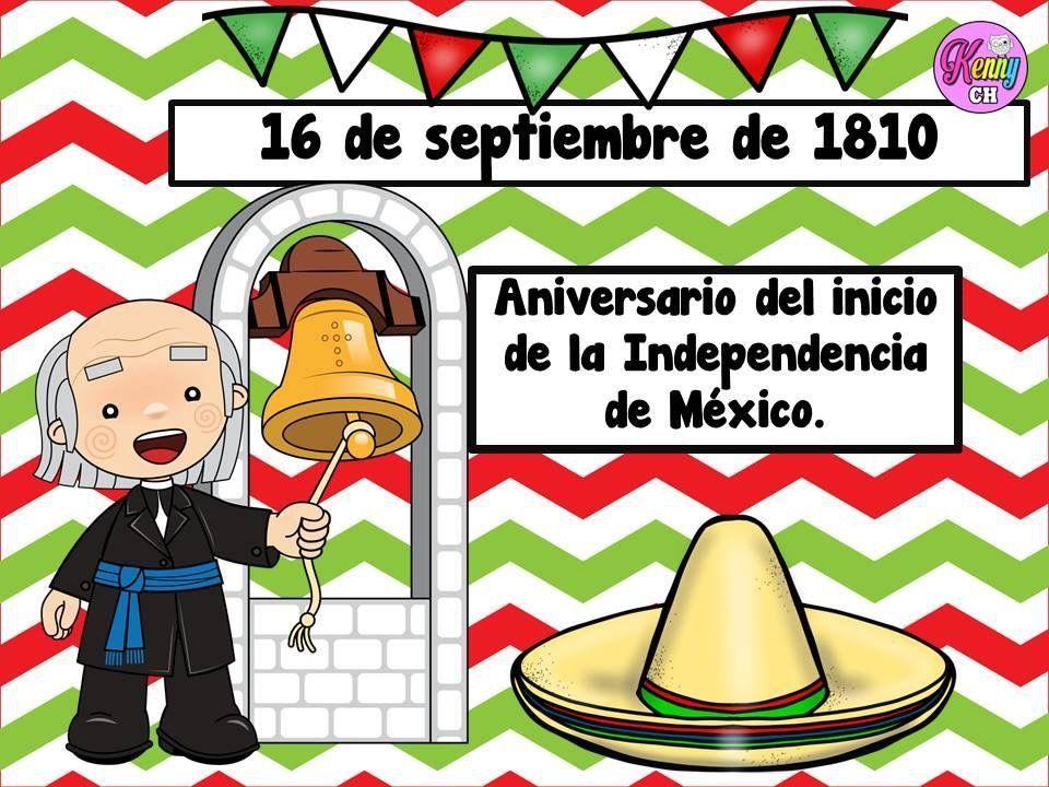 Pin De Katia Canedo En Escuela Material Preescolar Efemerides De Septiembre Personajes De La Independencia Septiembre Preescolar