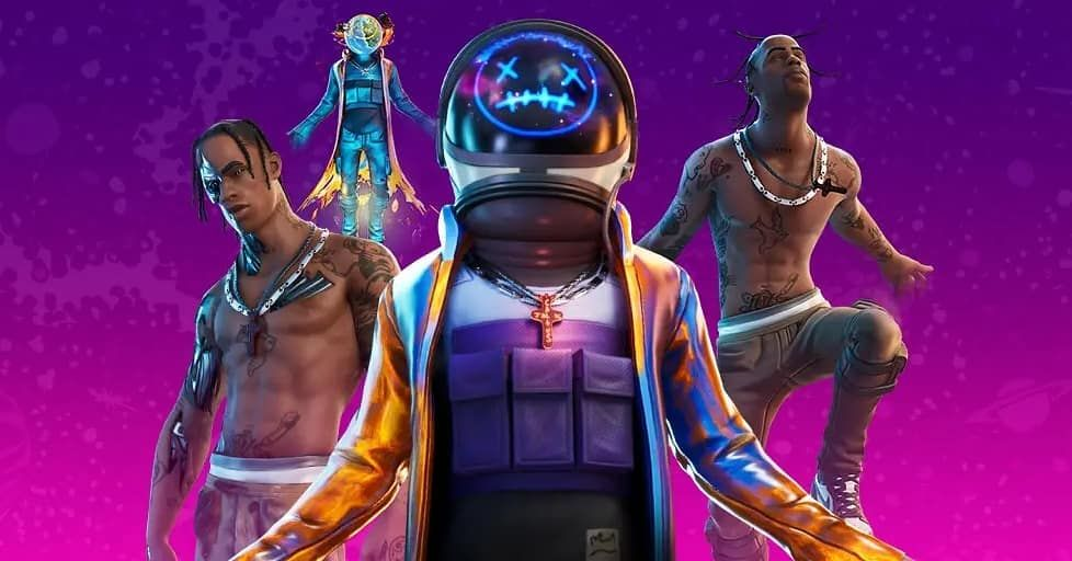 Travis Scott S First Fortnite Concert It Was Epic If There S One Thing You Can Say About Fortnite S Live Events In 2020 Fortnite Travis Scott Concert Travis Scott