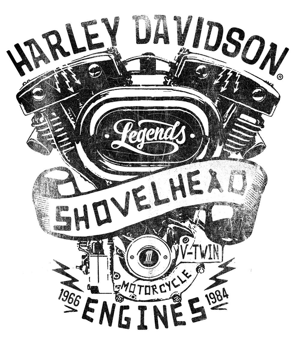 harley davidson knucklehead engine drawings