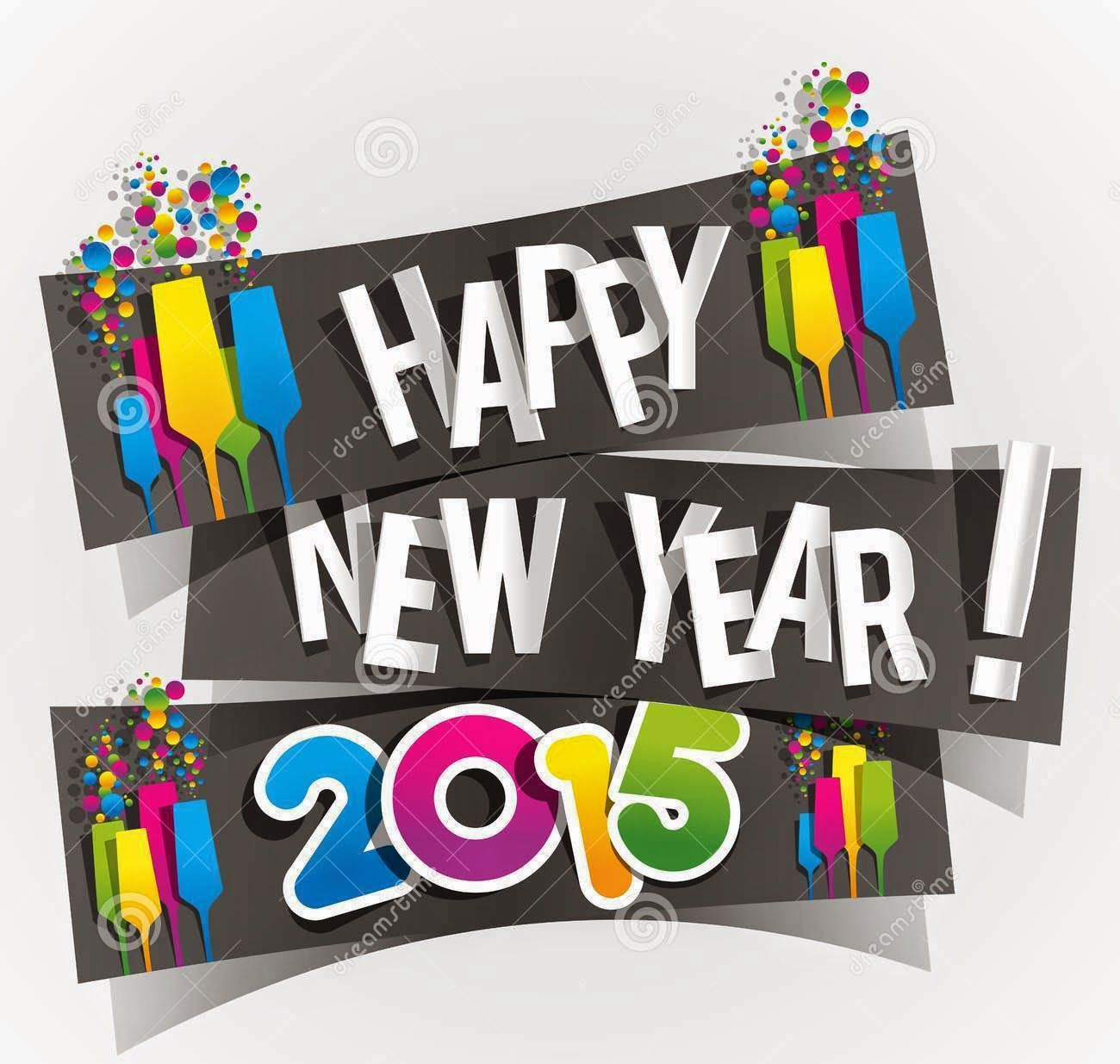 Greeting Happy New Year Wishes 2015 Special Wishing Wallpapers