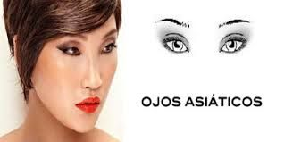 como maquillarse los ojos asiáticos