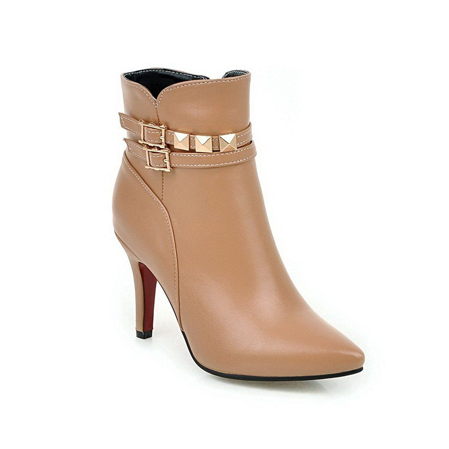 4abbe3b3c420 Attention Women s Emmy Wedge Bootie - Taupe