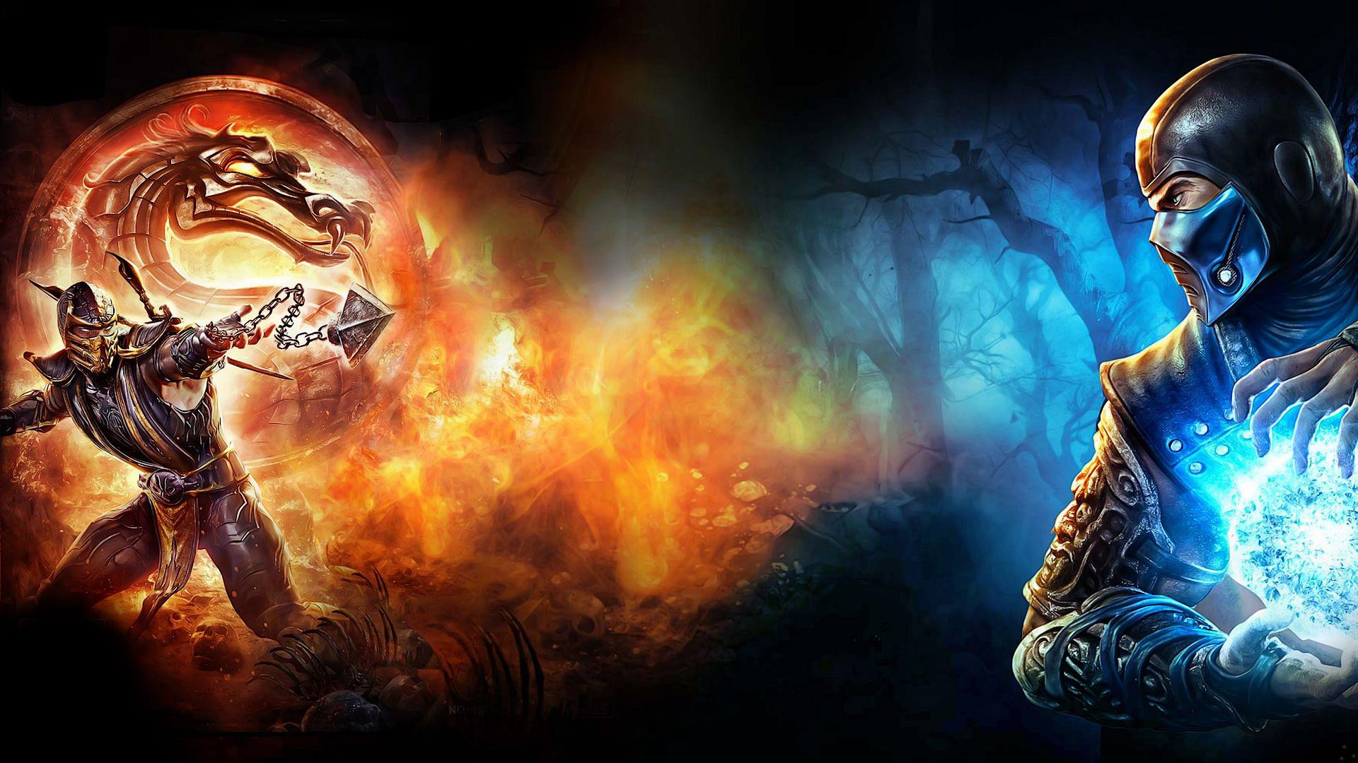 Mortal Kombat HD Wallpapers Backgrounds Wallpaper Mortal