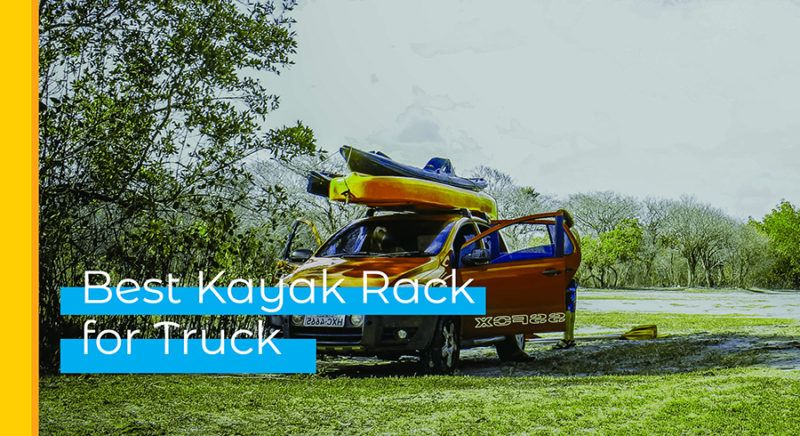 Best Kayak Rack for Truck (With images) Kayak rack