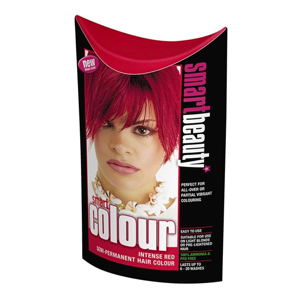 Permanent Semi hair color purple catalog photo