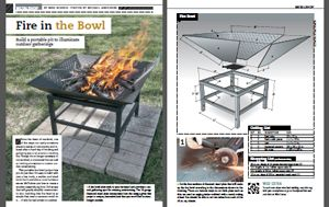 stunning home welding projects plans. Metalworking  Home Welding Metal Fire Bowl Project Plans HANDY