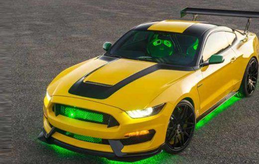 Ford Mustang Ole Yeller subastado