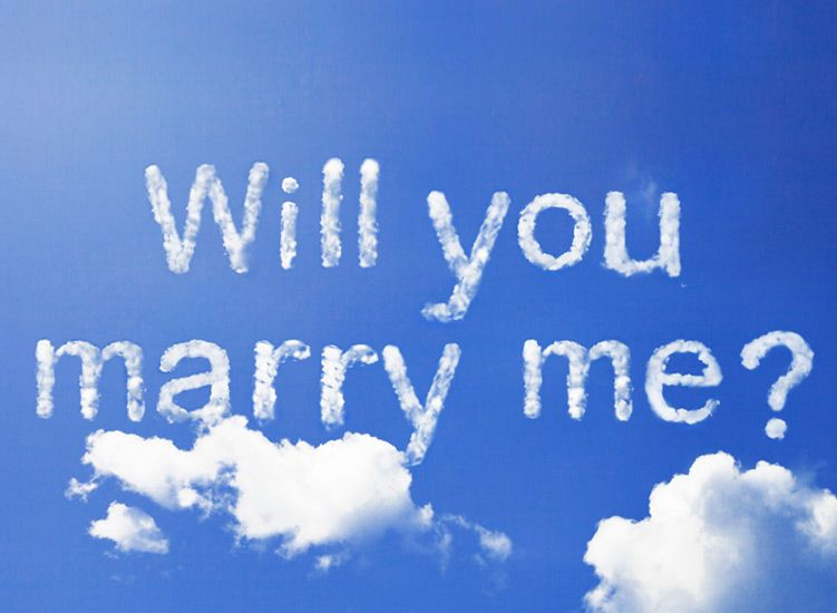romantic marriage proposal lines