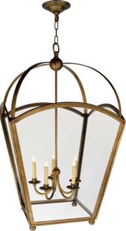 Foyer light in Bronze