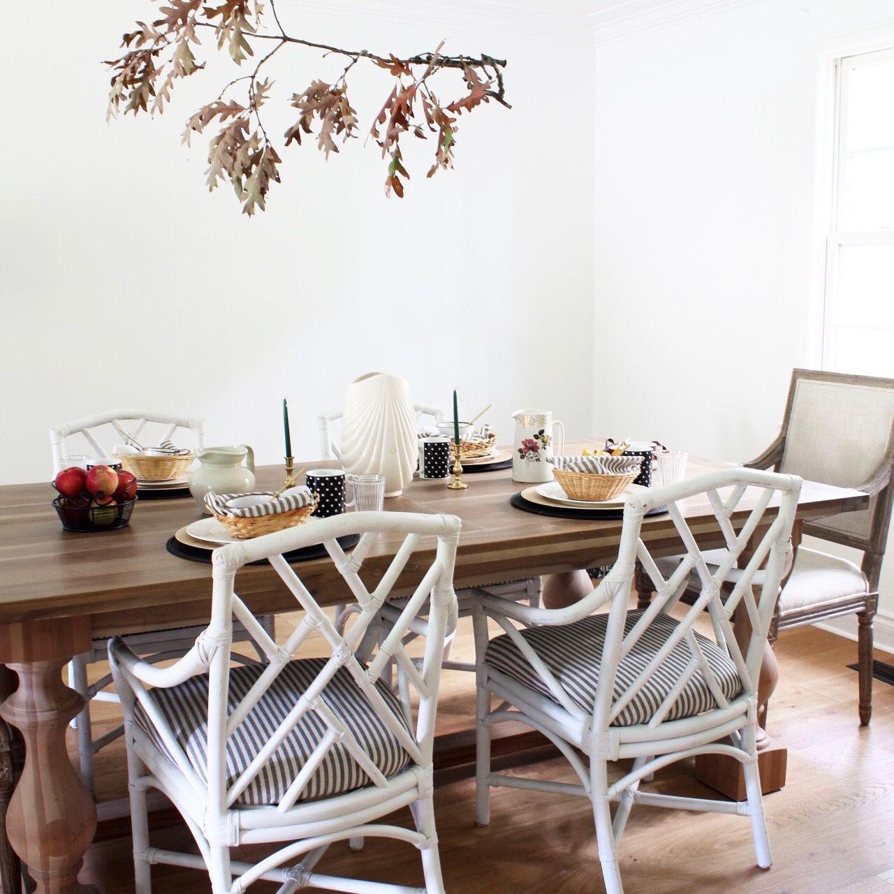 Thanksgiving Table For Brunch Thanksgivingtablesettings