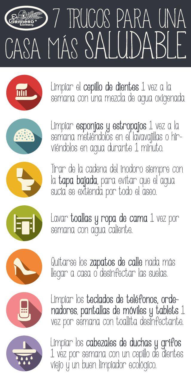 7 Trucos Sencillos Para Una Casa Mas Saludable Pdf De Alta