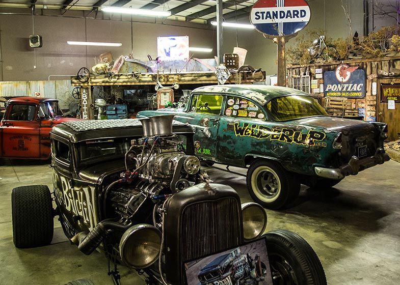 showroom3 Rat rod, Custom cars, Pontiac