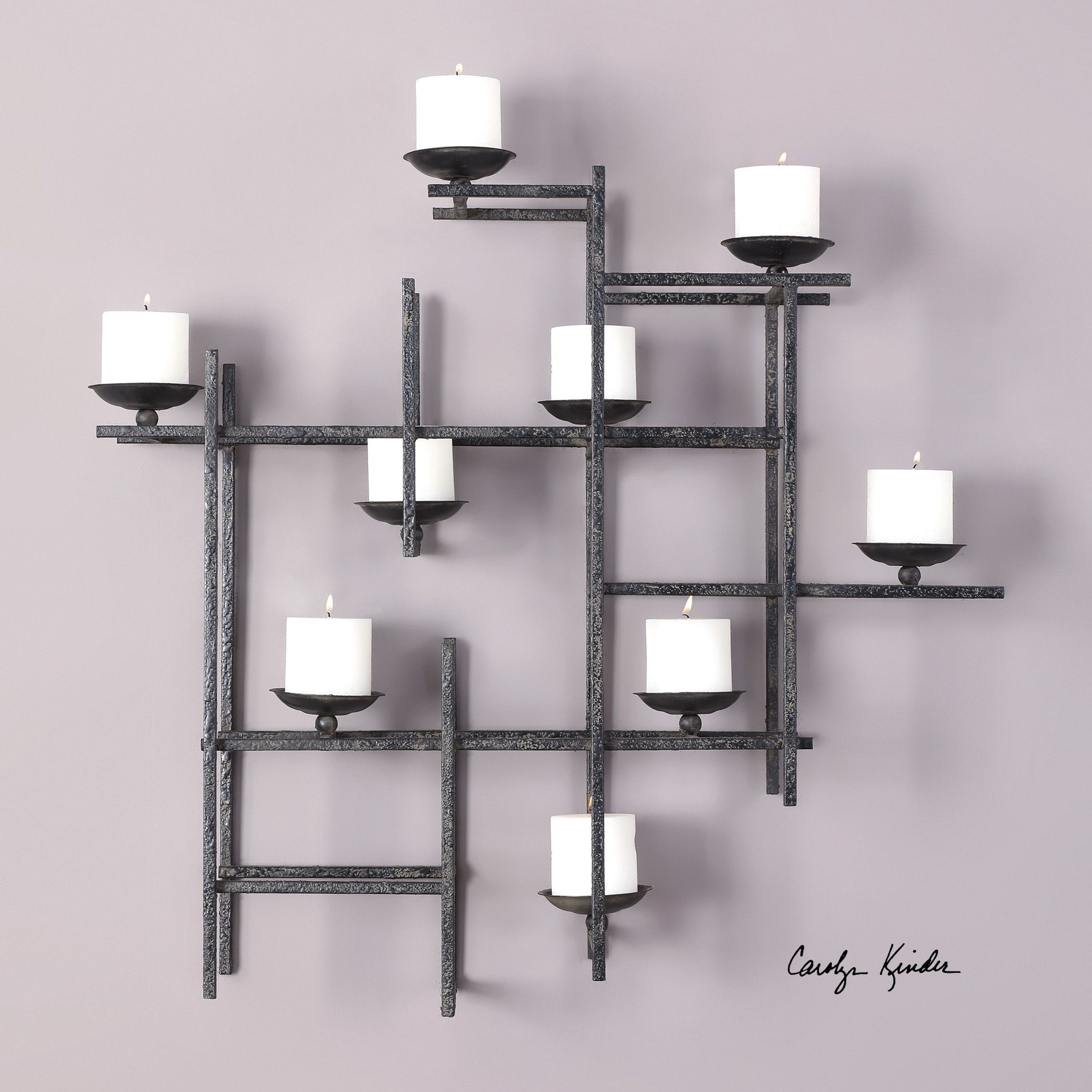 Marni candle iron wall sconce products pinterest products