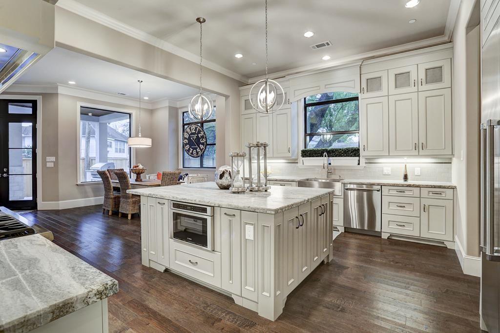 Double Stacked Kitchen Cabinets - Trekkerboy   Kitchen ...