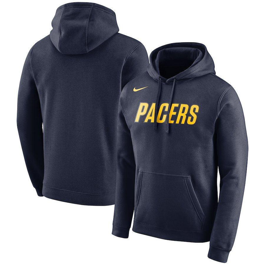 Nike Indiana Pacers Navy City Edition Logo Essential Pullover Hoodie Black Nikes Hoodies Pullover Hoodie