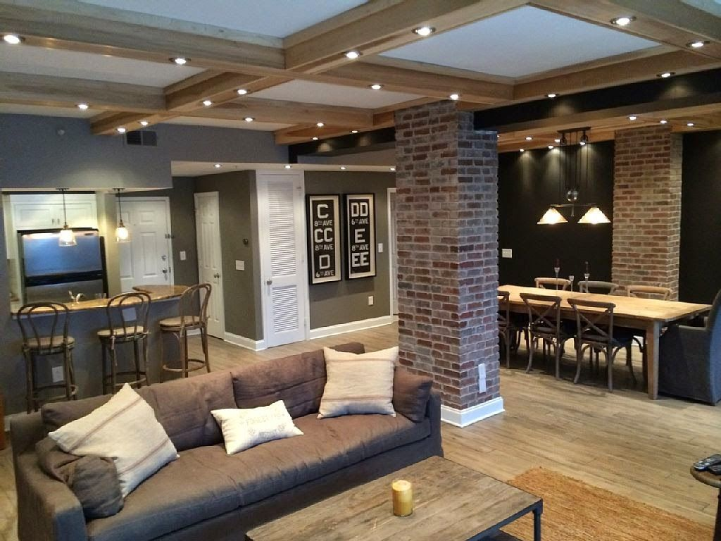 Man Cave Rentals : Nashville condo this needs to be our future basement man cave