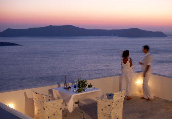 Aigialos Hotel Santorini Jpg 600 415 Lifestyle Pinterest