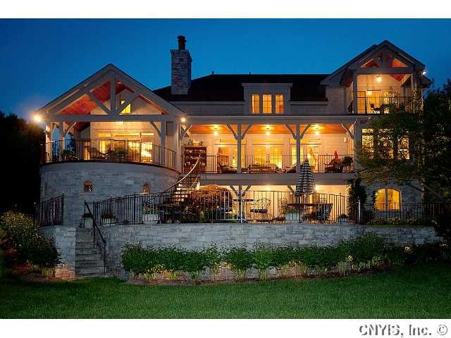 2796 W Lake Rd Skaneateles Ny 13152 A Lifestyle Of Lakefront Living At Its Finest An Exceptional Piece Architecture Fashioned After English Country