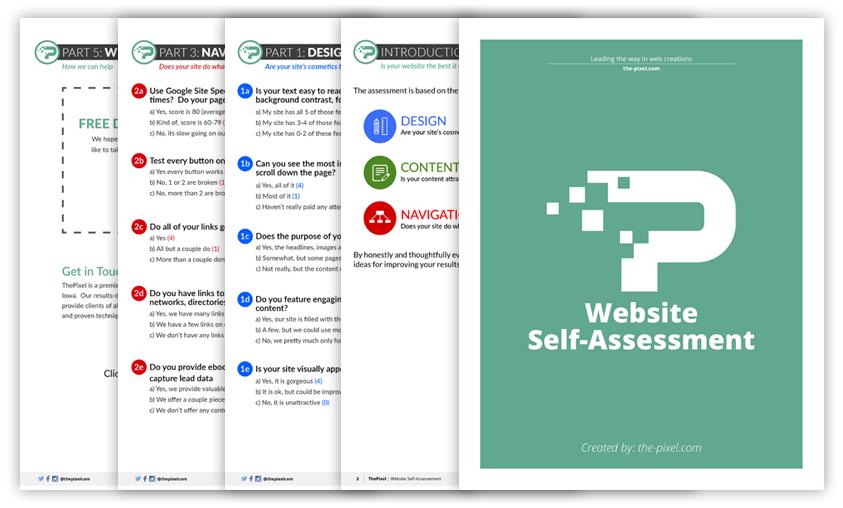 Thepixel Website Evaluation Checklist Free Pdf Download Website Evaluation Web Design Tools Web Design