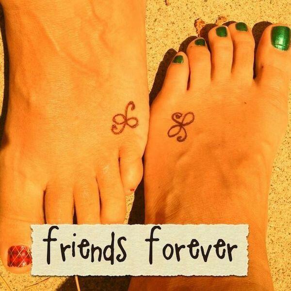 Celtic Symbol For Friendship Tattoos Pinterest Symbols Tattoo