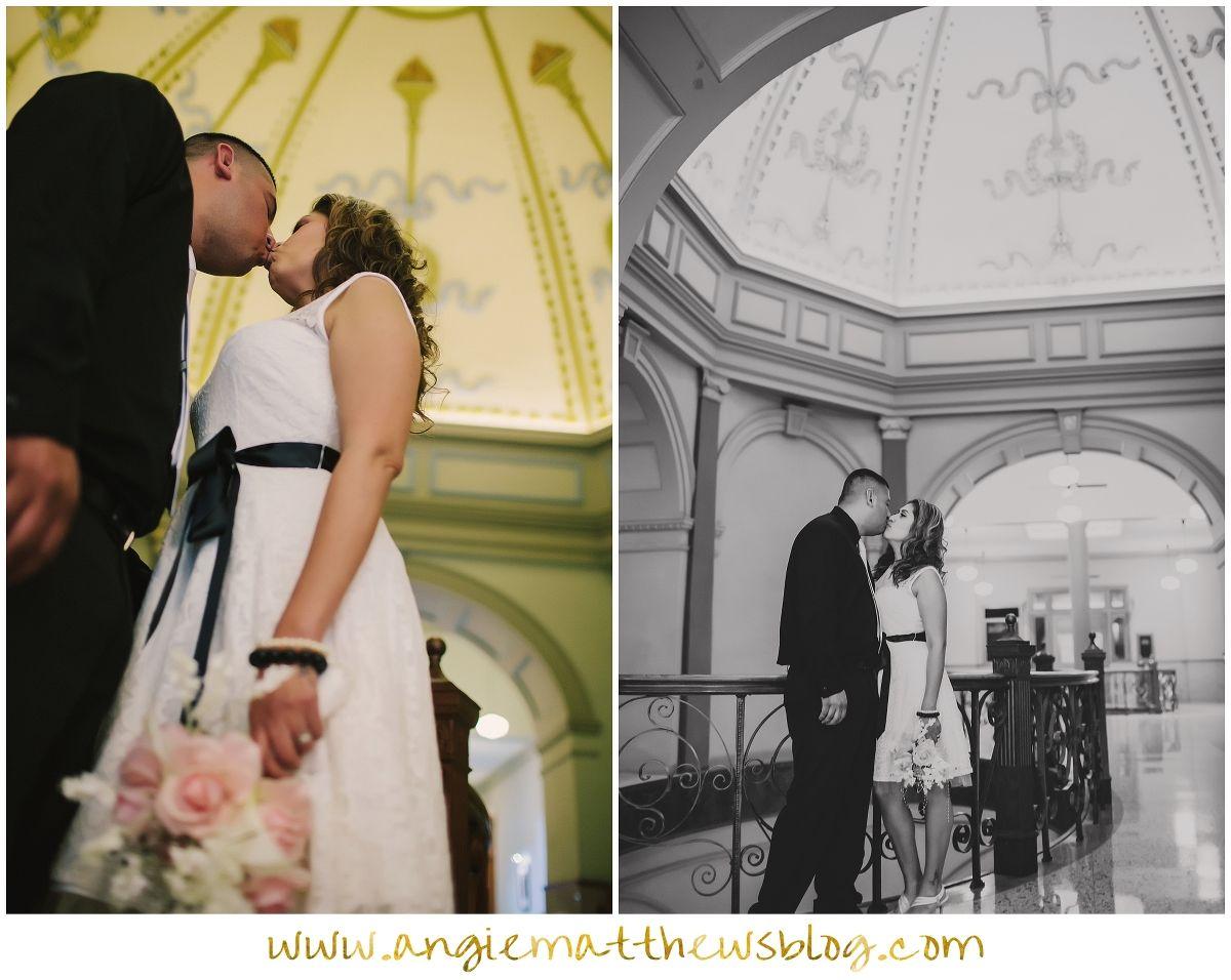 Courthouse Wedding Elopement Downtwon Fort Worth Texas Www Angiematthewsblog