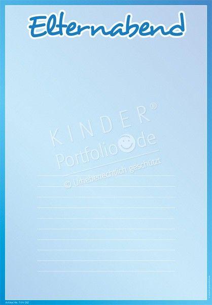 elternabend portfoliovorlage kindergarten portfolio portfolio kindergarten portfolio. Black Bedroom Furniture Sets. Home Design Ideas
