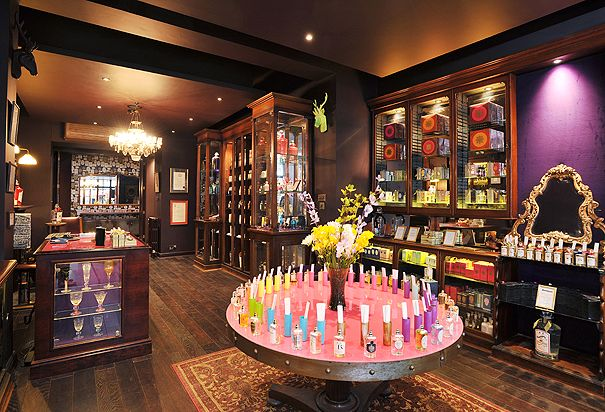 Five Of The Best London Perfume Shops Apothecary